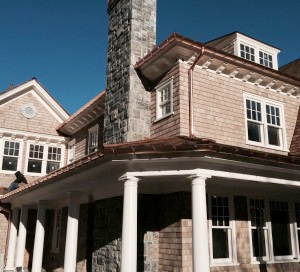 Rockland County NY Copper Gutter Installation